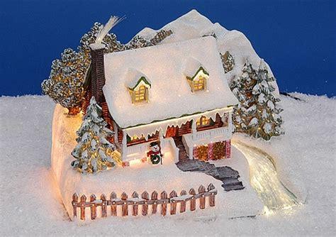 licht deko weihnachten lichthaus g wurm winterdorf lichtkirche deko haus weihnachten mit licht ebay
