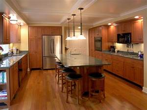 Kitchen Layout Templates  6 Different Designs