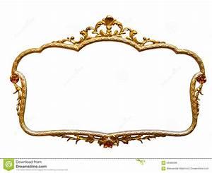 Bilder Ohne Rahmen : antiker goldener rahmen lokalisiert auf wei em hintergrund stockfoto bild 56080396 ~ Indierocktalk.com Haus und Dekorationen
