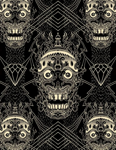 photoshop tutorial design repeating patterns for t shirts digital arts