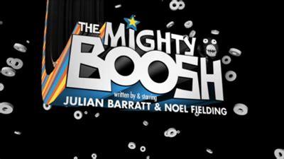 mighty boosh tv series wikipedia