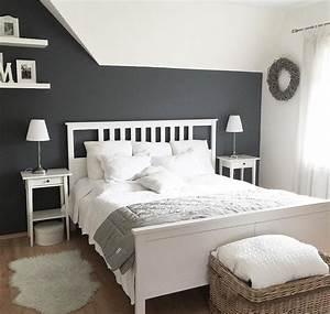 Schlafzimmer Ideen Deko : ikea deko ideen schlafzimmer ~ Markanthonyermac.com Haus und Dekorationen