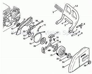 Stihl Ms180 Parts Diagram