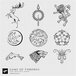 Game Of Thrones Fan Art 23 Vectors - Free Download