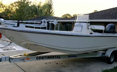 Used Sundance Boats by 2016 Used Sundance Dx 22 Skiff Boat For Sale 34 999
