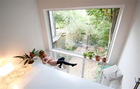 Skinny House in Rotterdam by Gwendolyn Huisman and Marijn