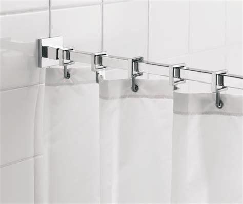 Croydex Luxury Square Shower Curtain Rod Ad116441
