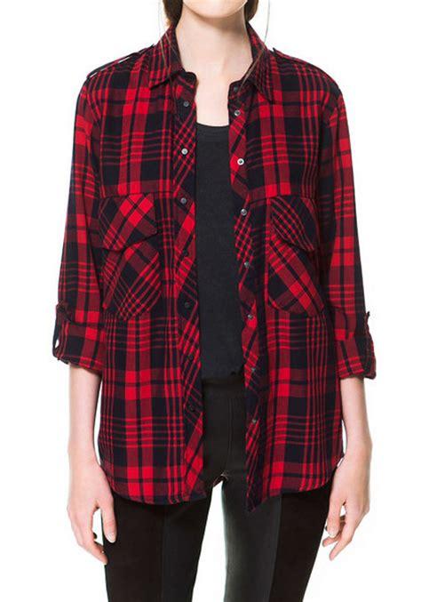 Girls Plaid Shirts Tumblr   newhairstylesformen2014.com