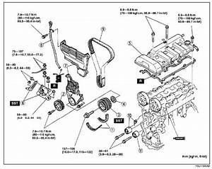 Esquema El U00e9trico  Mazda Protege Shop Manual 2000
