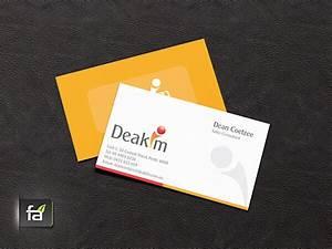 deakim business card fa technologies With fa technologies