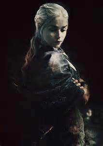 Game of Thrones Daenerys Targaryen Art