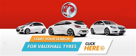 Tyres For Vauxhall Cars