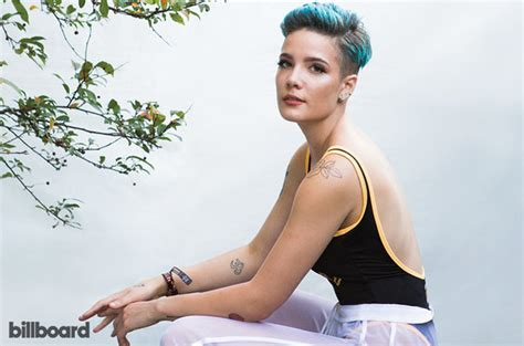 Artpop Singer Halsey On Being Bipolar, Bisexual And An