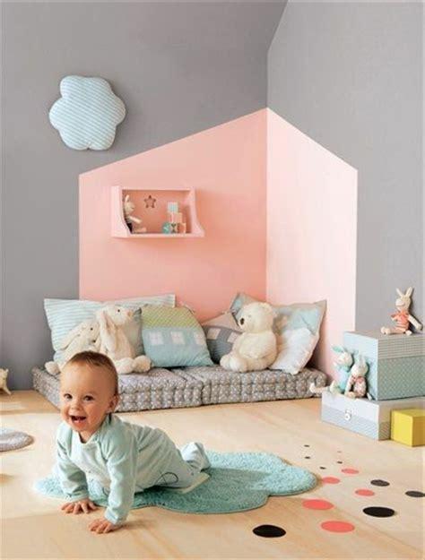 mur chambre bébé davaus chambre bebe avec mur bleu avec des idées