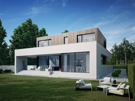 Wooden Cube House by 81.WAW.PL - Modern Home Design Ideas