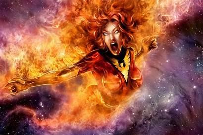 Phoenix Dark Marvel Comics