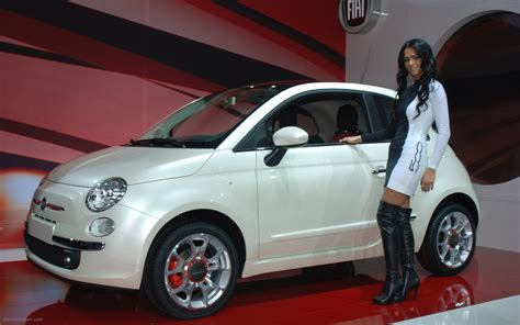Fiat 500 Sport by Fiat 500 Sport 2011 Widescreen Car Picture 01 Of