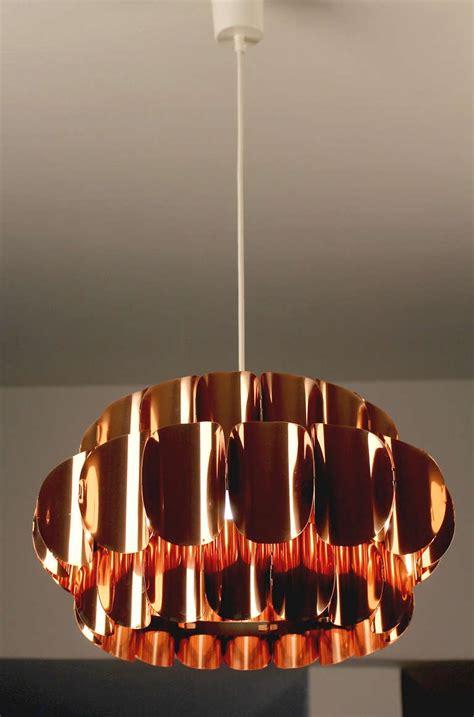 inspirations  copper chandelier