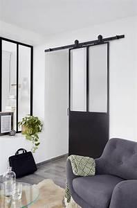 Porte Coulissante Atelier Lapeyre : o trouver une porte coulissante atelier style verri re ~ Dailycaller-alerts.com Idées de Décoration