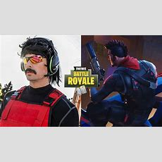 Dr Disrespect Hits Out On Fortnite Building Mechanic