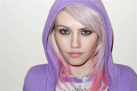 Charlotte Pink Dip Dye Hair Colors Ideas