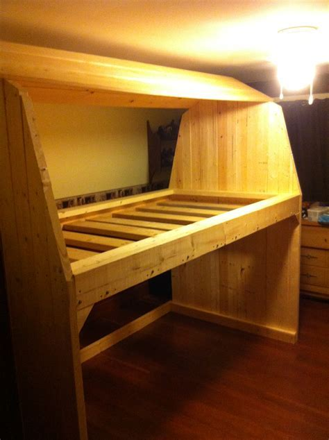 Bunk Bed Plans Sketchup PDF Woodworking