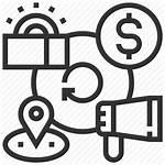 Icon Marketing Mix Behavior Consumer Business Finance