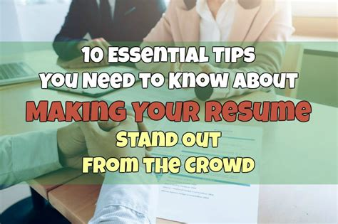 10 Essential Tips You Need To Know About Making Your