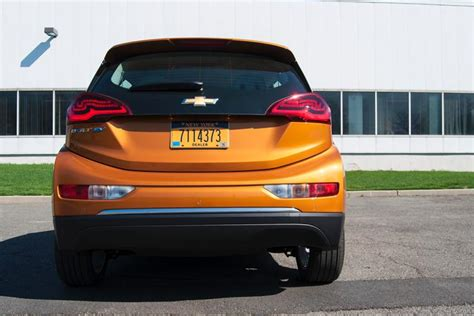 ratings  review  chevrolet bolt ev ny daily news