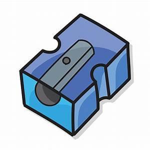 Clipart of Pencil Sharpener – 101 Clip Art
