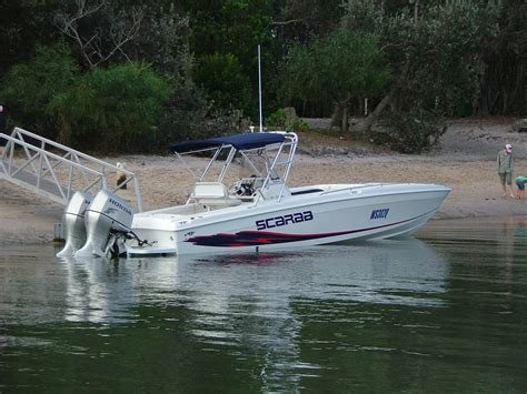 Boat Trader Scarab 302 by Scarab Sport 302 Repower 225 To 275 Page 5 The Hull