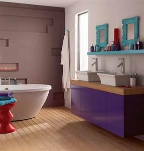 Relooker Meuble Salle De Bain : relooker sa salle de bains moins de 500 home staging ~ Melissatoandfro.com Idées de Décoration