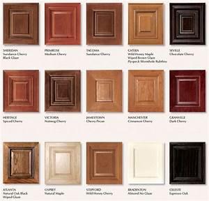 Arlington in Espresso Cherry Kitchen Cabinets Color