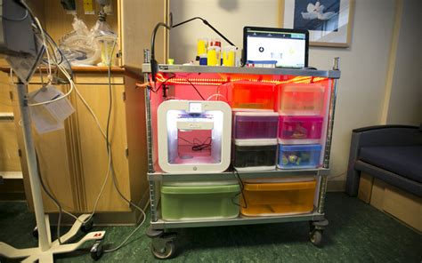 mobile makerspace  childrens hospital patients