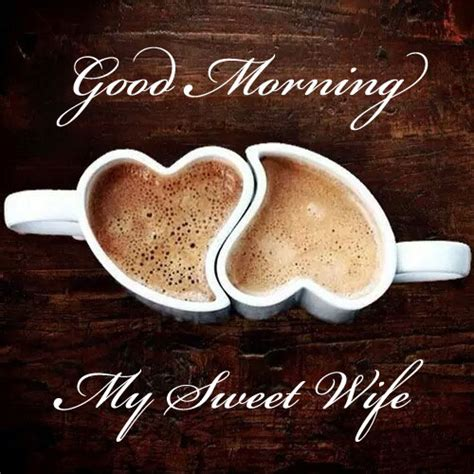 romantic good morning messages  wife