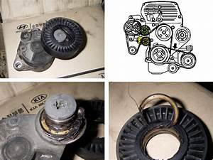 Warning For 2 9 Crdi Engine Owners  Fan Belt Pulleys