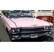 1959 PINK CADILLAC FILM CAR