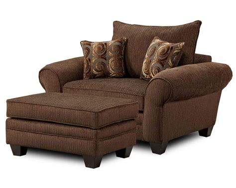 The Armchair And Ottoman Image