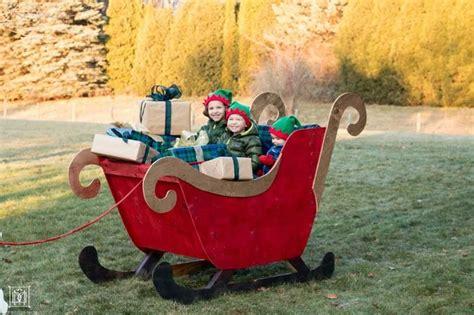 diy paper sleigh kids diy santa sleigh how to make your own santa s sleigh