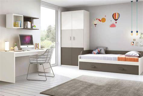 lit gigogne avec bureau chambre enfant complete moderne avec lit gigogne