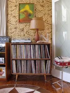 Meuble Platine Vinyle Vintage : ranger ses vinyles vinyles ranger et meuble vinyle ~ Teatrodelosmanantiales.com Idées de Décoration