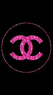 Download Chanel sparkle logo wallpaper by societys2cent ...