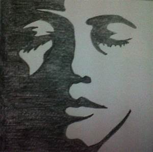 Shadow face by mido0oafellay on deviantart for Drawing with shadows