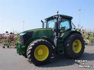 Rasenmähertraktor John Deere : john deere 7280 r traktor tractor gebrauchte schlepper traktoren 2012 27404 gyhum ~ Eleganceandgraceweddings.com Haus und Dekorationen