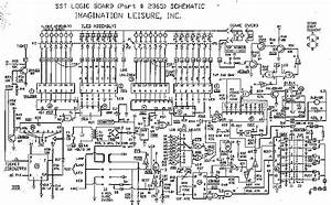 Logic Board Schematic