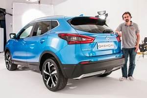 Tarif Nissan Qashqai : nissan qashqai restyl 2017 tous les d tails en vid o l 39 argus ~ Gottalentnigeria.com Avis de Voitures