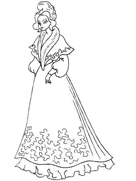 girl  coloring pages coloring book