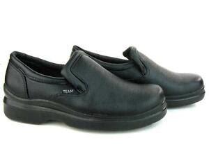 mens restaurant oil resistant kitchen work shoes loafer