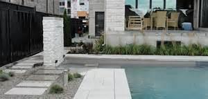 design d un am 233 nagement paysager contemporain montreal outdoor living