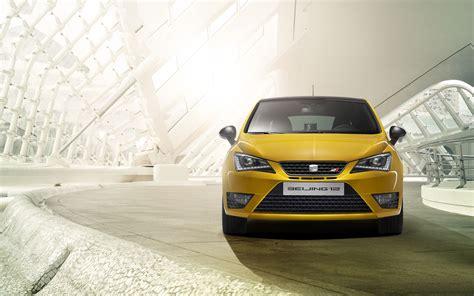 2012 Seat Ibiza Cupra Concept 3 Wallpaper